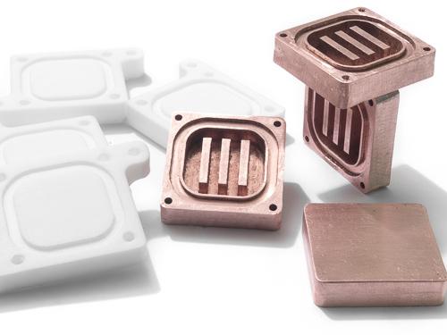 Frezowanie CNC miedzi i teflonu (pomorskie)