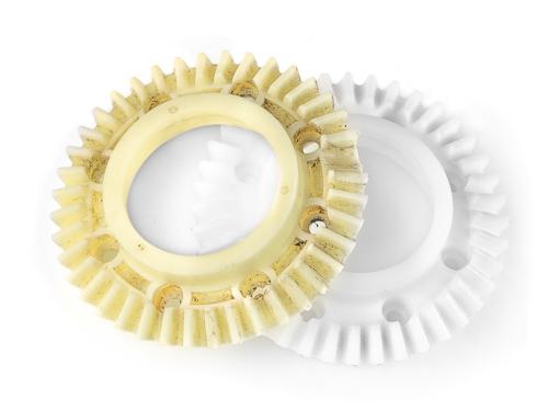 Regeneracja kół zębatych z tworzywa sztucznego
